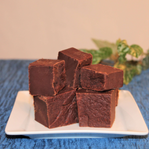 Brevin's 91% Cacao Dark Chocolate Fudge