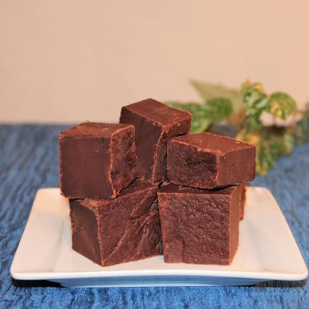 Brevin's 91% Cacao Dark Chocolate Fudge
