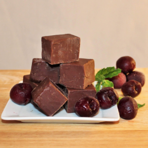 Brevin's Black Cherry Fudge
