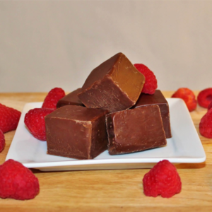 Brevin's Black Raspberry Fudge