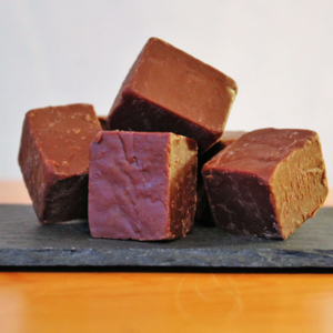Brevin's Dark Chocolate Fudge