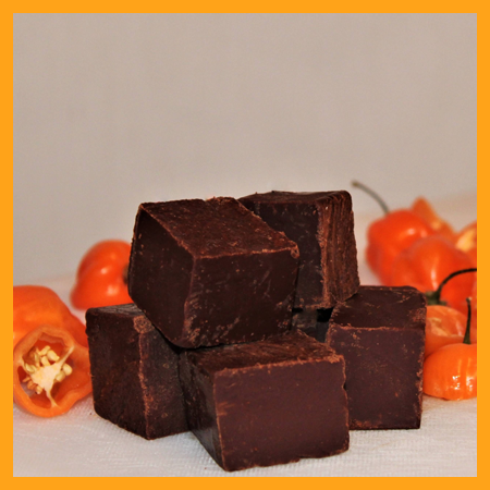 Brevin's Firecracker Fudge