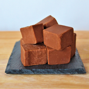 Brevin's Hot Buttered Rum Fudge