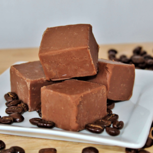 Brevin's Kona Coffee Fudge