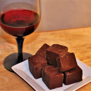 Brevin's Merlot Wine Fudge