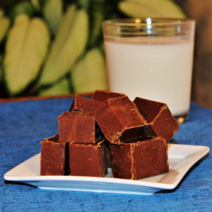 Brevin's Milk Chocolate Fudge