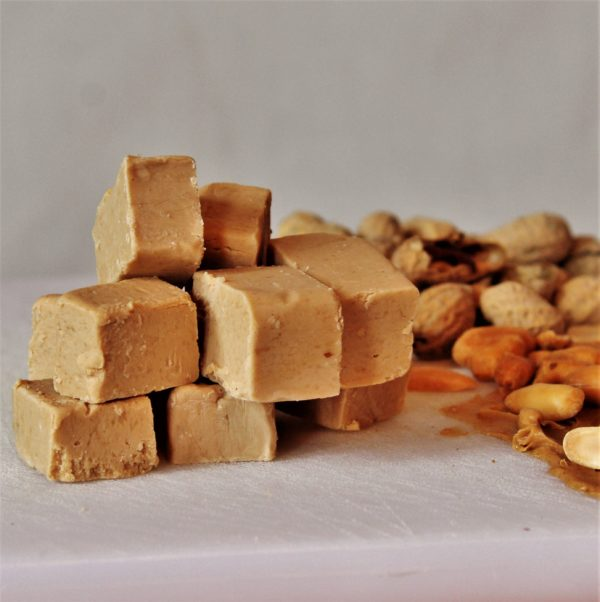 Brevin's Peanut Butter Cream Fudge