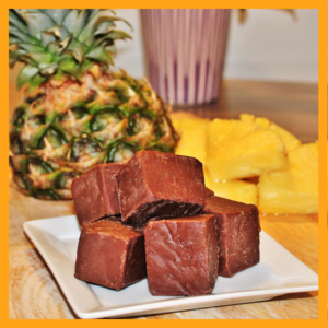 Brevin's Pineapple Hananero Fudge