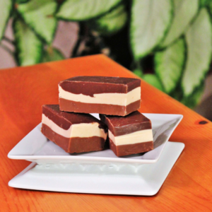 Brevin's Triple Chocolate Fudge